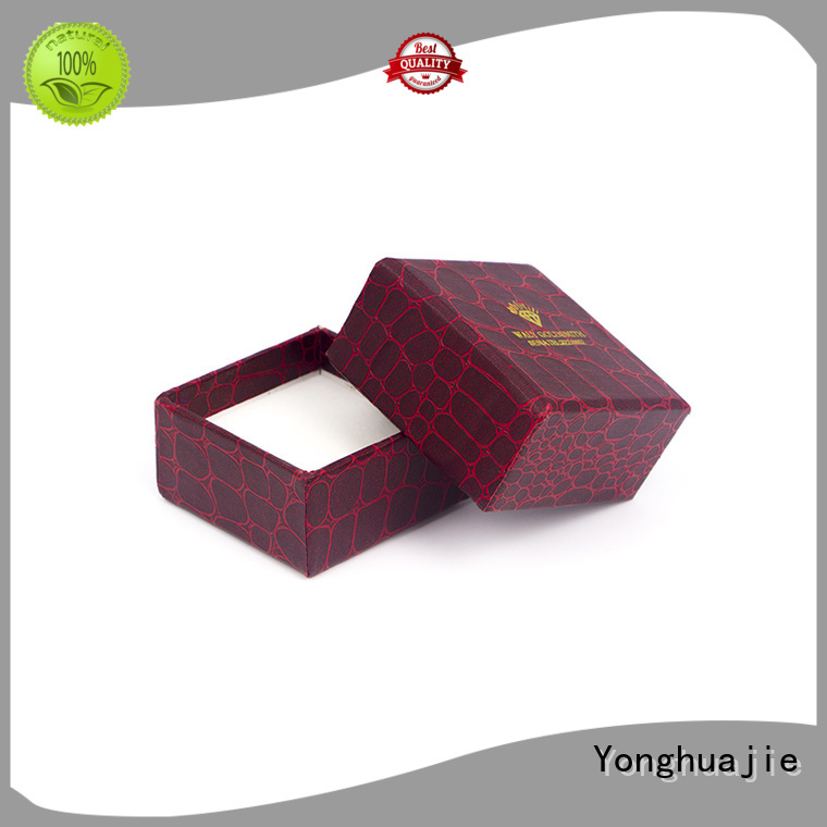 round packing packaging paper gift box Yonghuajie Brand company