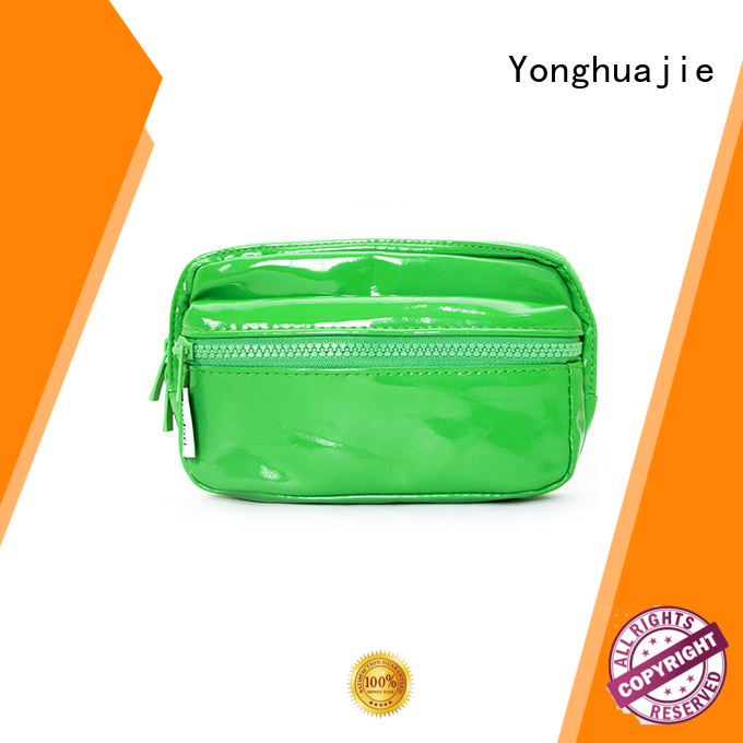 printed small cosmetic bags at discount for wedding rings Yonghuajie