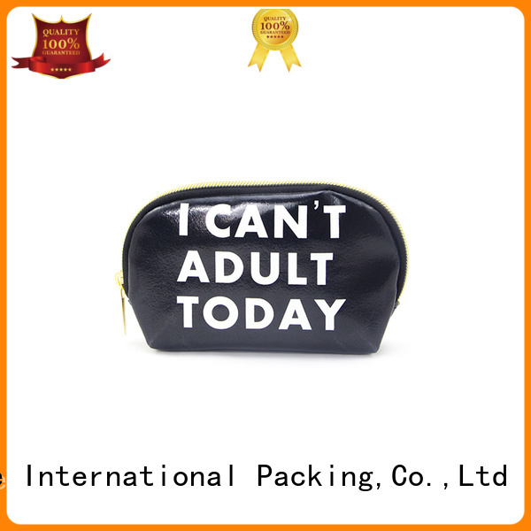 obm custom makeup bags at discount for necklace