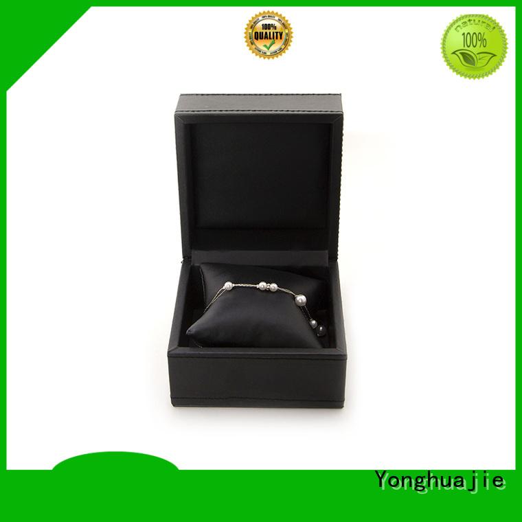Custom luxury leather box leather Yonghuajie