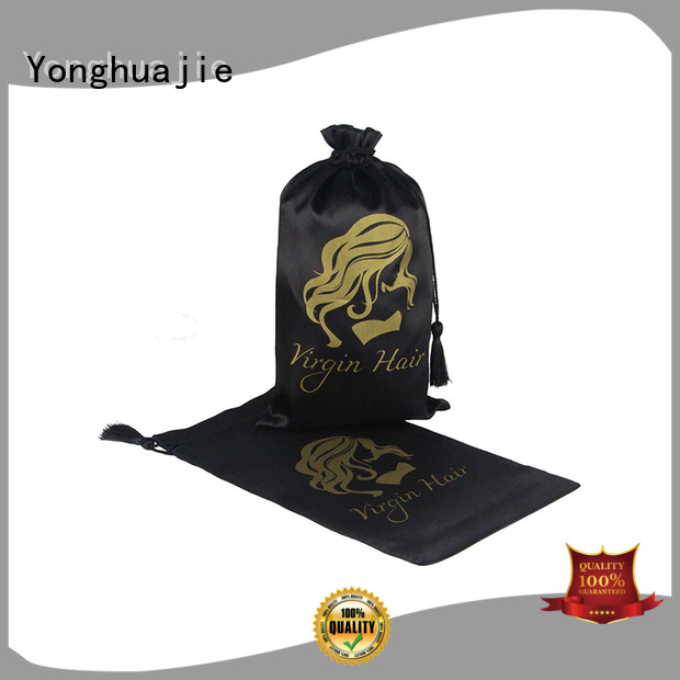 gift satin bags satin bags Yonghuajie Brand company