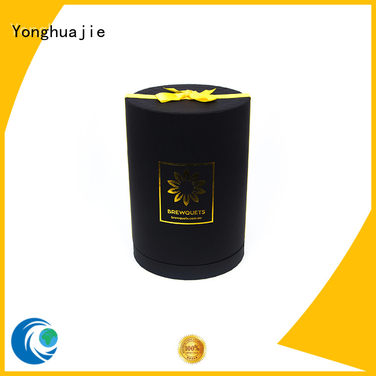 custom paper box for watch packing Yonghuajie