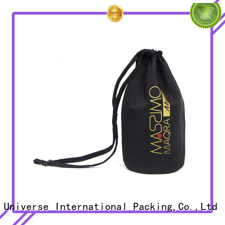 Wholesale best nylon bags drawstring with power bank for shoes