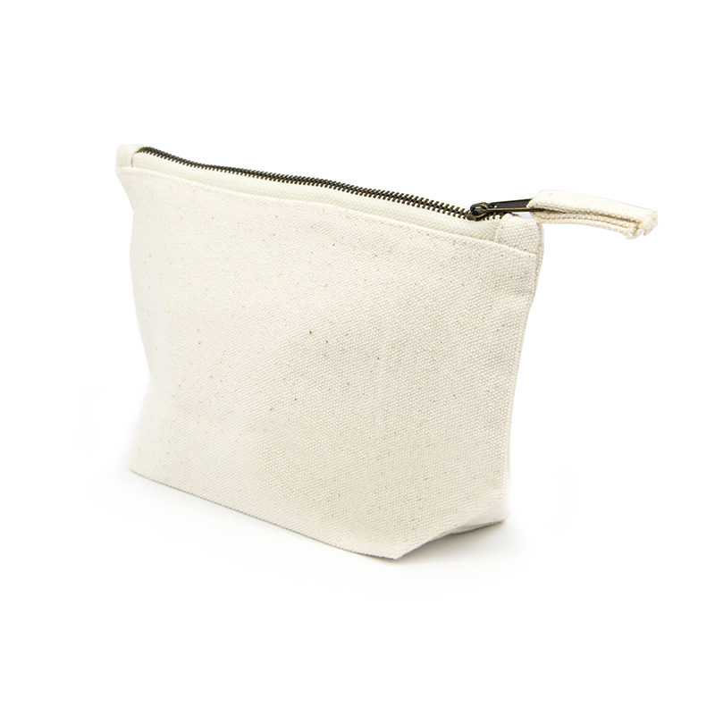 Canvas Tote Bags With Zipper With Custom Printing-UIP016