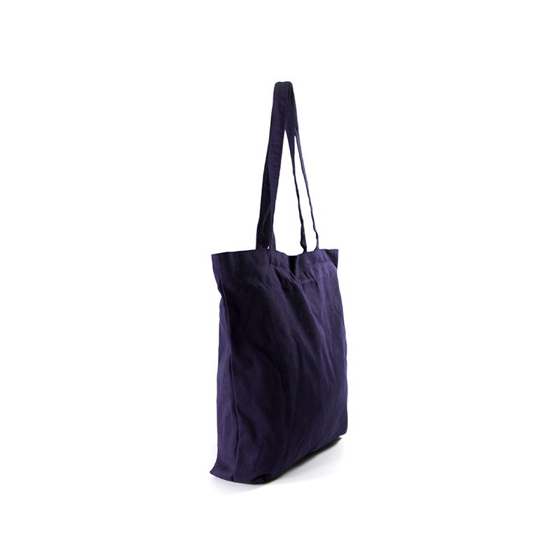 Custom Size Blank Large Plain Canvas Tote Bags For Shopping-UIP025