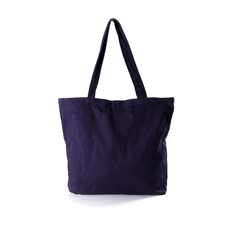 Custom Size Blank Large Canvas Tote Bag For Shopping-UIP025