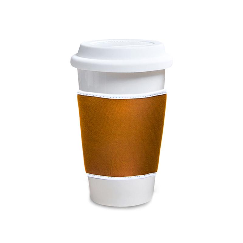 Custom Design Blank Neoprene Cup Sleeve-UIP023