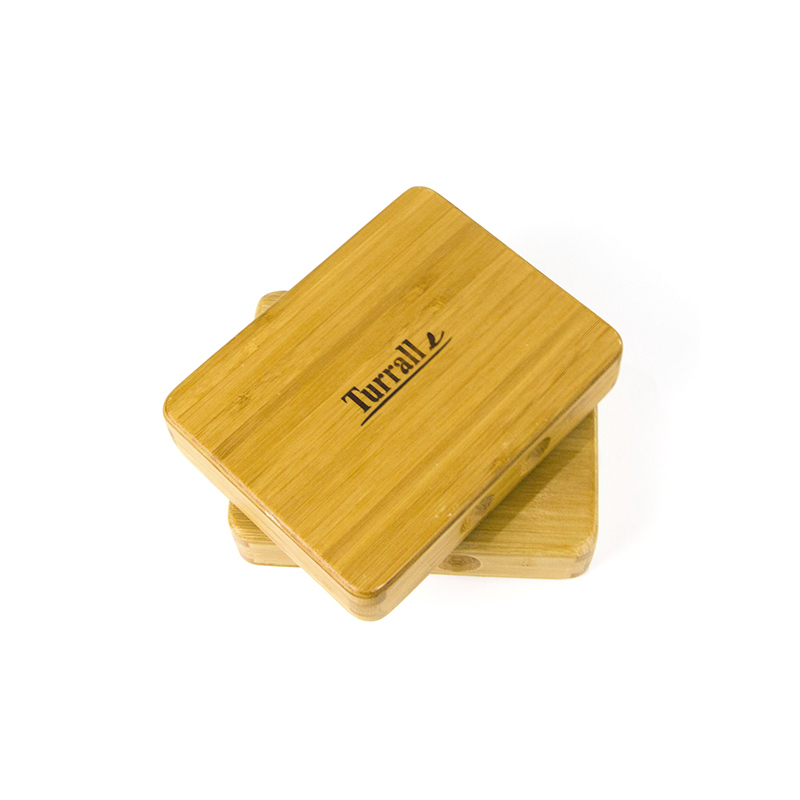 Custom Printed Natural Bamboo Tea Box For Storage-UIP026
