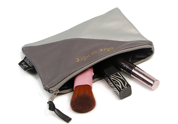 PU Leather Cosmetic Bag