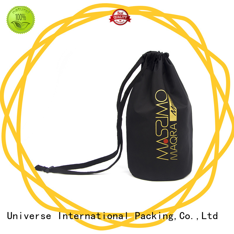 Yonghuajie silk printing non woven tote bag with drawstring for packing