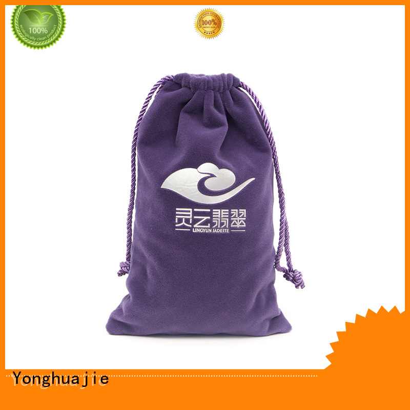Yonghuajie High-quality leather bags online manufacturers for jewelry store