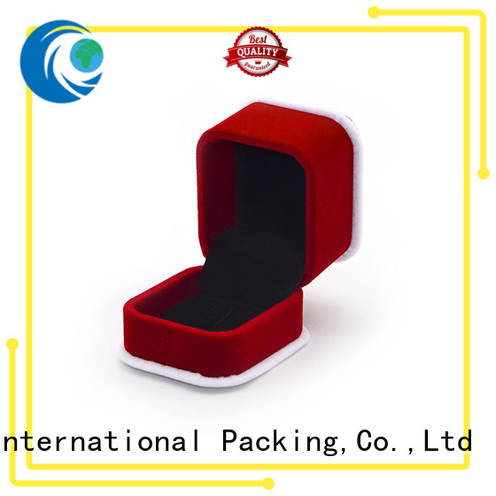 gift red the velvet box luxury Yonghuajie Brand company