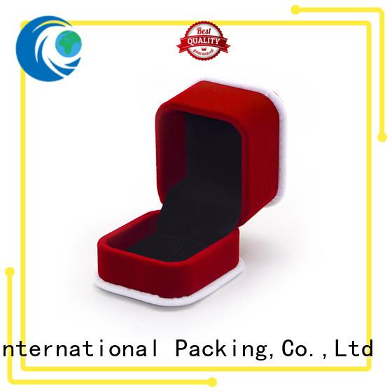 gift red the velvet box luxury Yonghuajie Brand company
