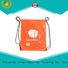 Quality Yonghuajie Brand bag bottom nylon drawstring bag