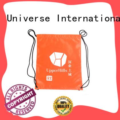 mesh zipper bag drawstring for packing Yonghuajie