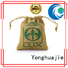 Yonghuajie Brand baguip005 quality jute sack                                                                                                                                                                                               jute shopping bag co
