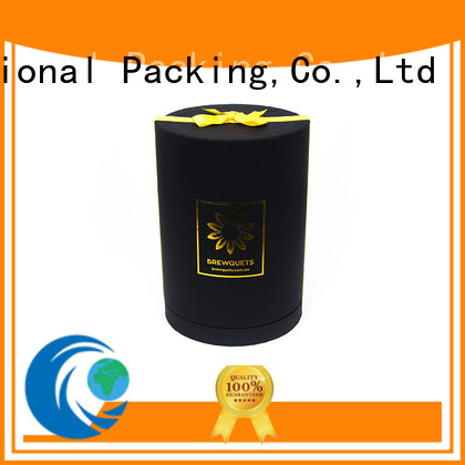 Yonghuajie ribbon paper pen box best factory price for packaging