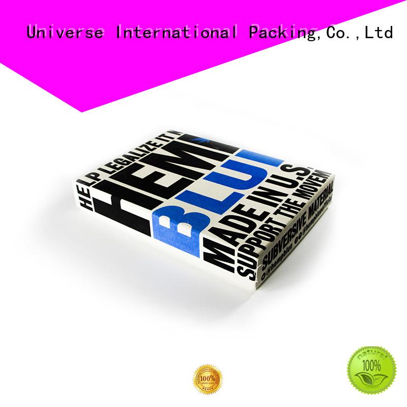 Yonghuajie Brand box logo cloth storage box