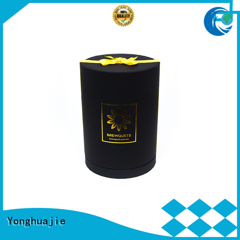thick paper gift box cheap for packaging Yonghuajie