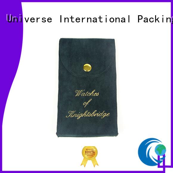 velvet jewelry bag luxury drawstring velvet Yonghuajie Brand velvet makeup bag