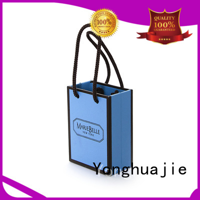 small made paper gift box plastic Yonghuajie