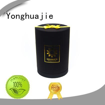 Quality Yonghuajie Brand fold paper box packaging