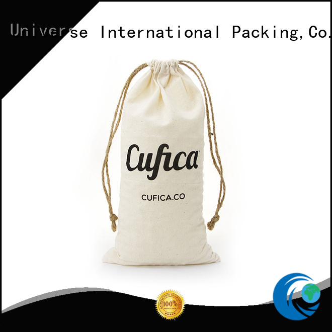 Wholesale gift cotton carry bags natural Yonghuajie Brand