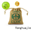Yonghuajie latest jute bags manufacturers free sample for storage