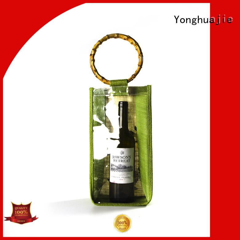 bag quality drawstring jute sack                                                                                                                                                                                               jute shopping bag Yonghuajie Bra
