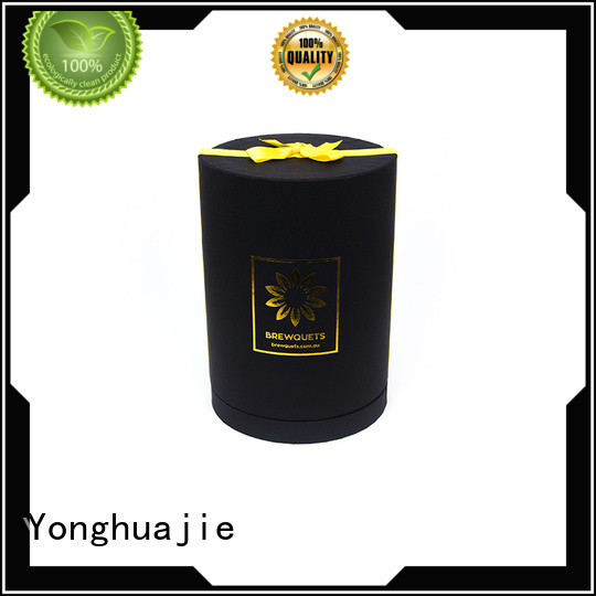 Yonghuajie luxury paper box supplier factory for packing