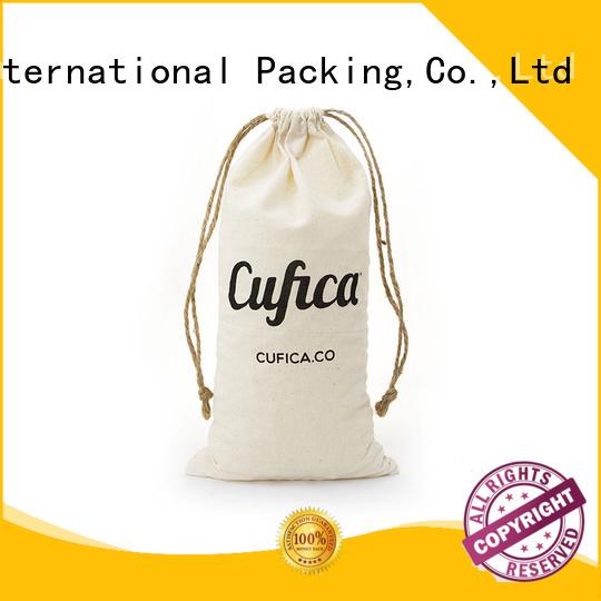cotton carry bags cotton cotton drawstring bags Yonghuajie Brand