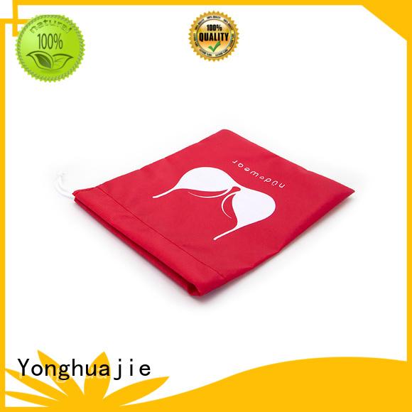 travel printed Yonghuajie Brand nylon mesh bag factory