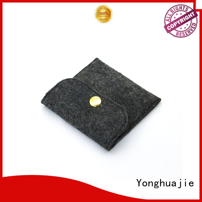 small felt tote bag for wholesale for gift packing Yonghuajie