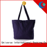 Yonghuajie printing canvas tote bags wholesale for travel