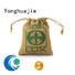 burlap handle jute sack                                                                                                                                                                                               jute shopping bag bags Yonghuajie company