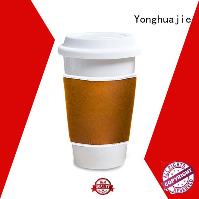 Yonghuajie free sample neoprene bag for wholesale for gift