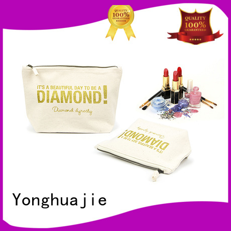 lamination blank canvas tote bags strong for shopping Yonghuajie