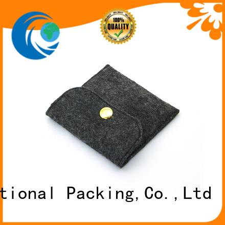 custom made felt tote bag flap Yonghuajie