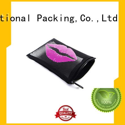 Hot mesh drawstring bags nylon Yonghuajie Brand