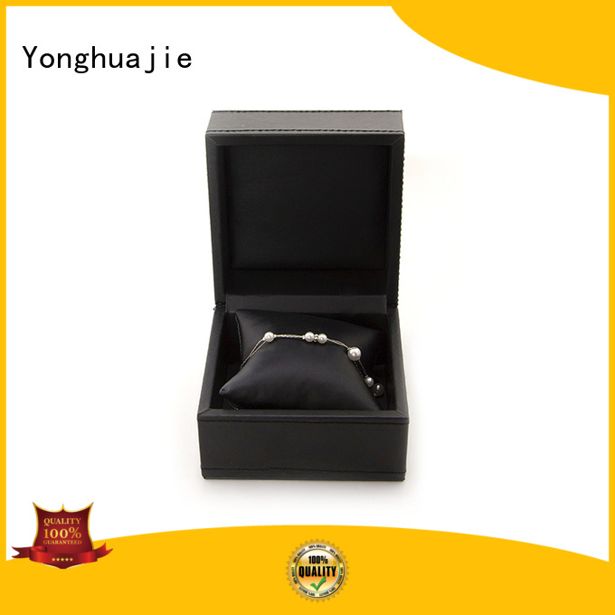 Yonghuajie New vegan leather bags Supply for wedding rings