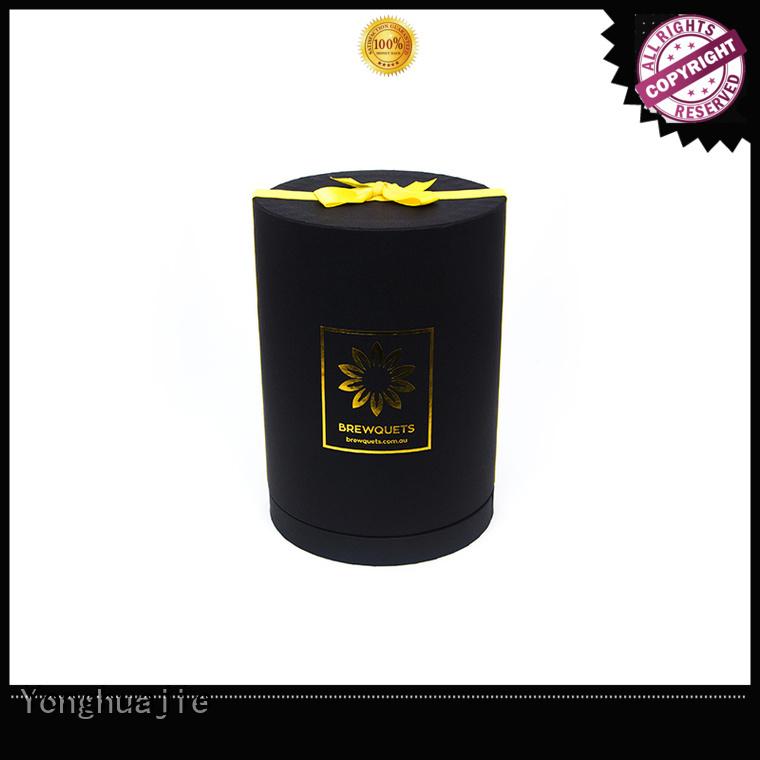 fold paper box gold Yonghuajie Brand paper gift box
