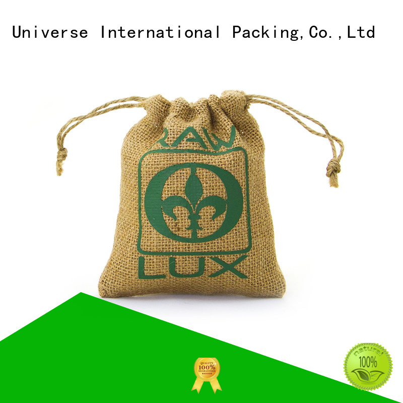 latest jute sack jute shopping bag at discount for storage