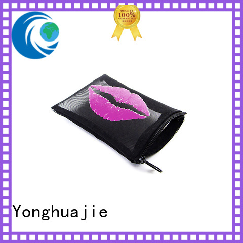 Yonghuajie best factory price mesh beach bag for wholesale for packaging