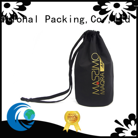 nylon drawstring bag silk for shopping Yonghuajie