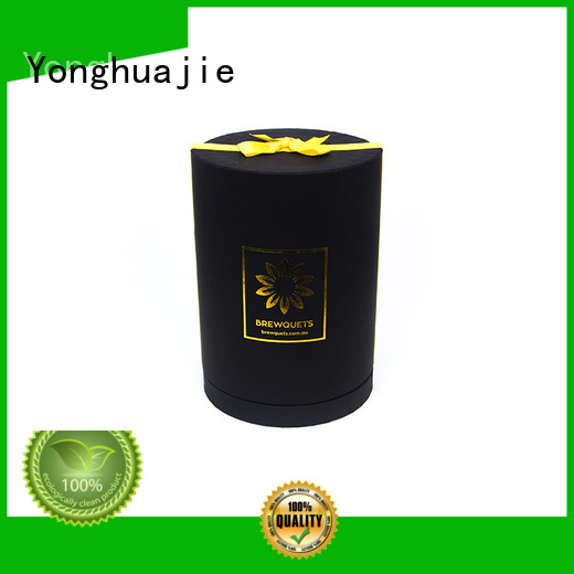 Yonghuajie luxury gift box manufacturers Suppliers for watch packing