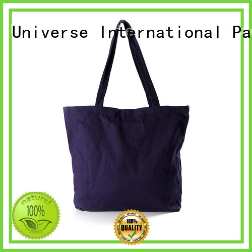 Yonghuajie best design small canvas bags large size for cosmetic