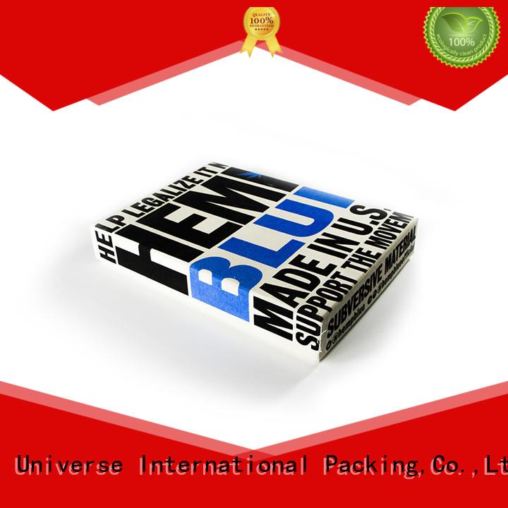 durable logo box Yonghuajie Brand cloth gift box                                                                                                                                                                clothing boxes supplier