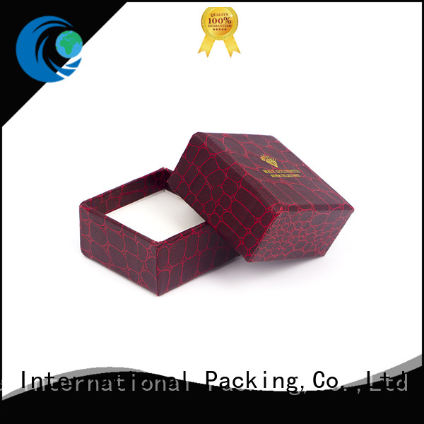 Yonghuajie luxury paper gift box at discount for packing