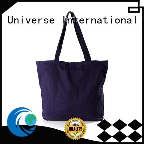 drawstring design OEM canvas tote bags wholesale Yonghuajie