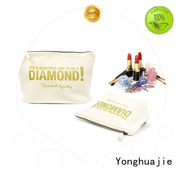 drawstring canvas drawstring bags custom size glitter for makeup